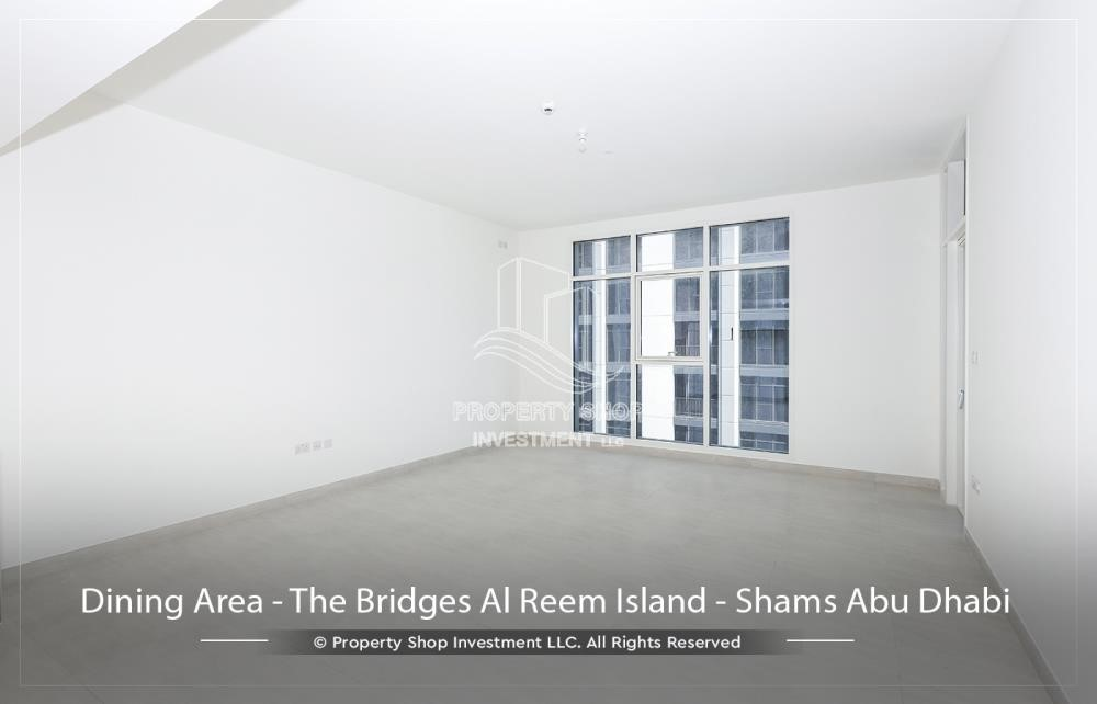 Living Room - Selling below OP! Own a 1BR unit in a brand new tower.