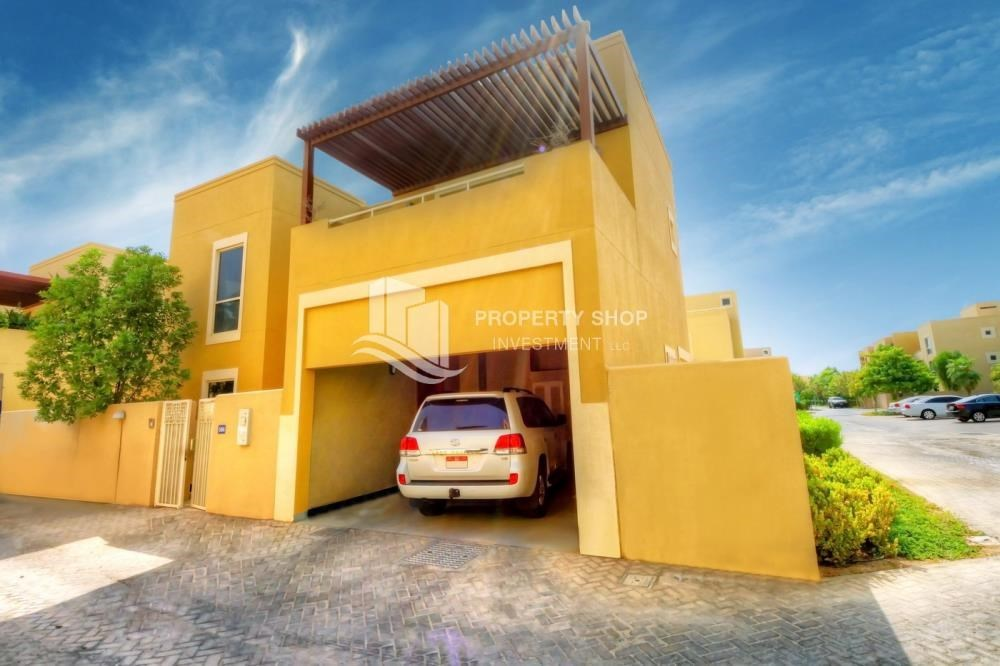 Property - Garden view 4 BR villa Type S with great facilities