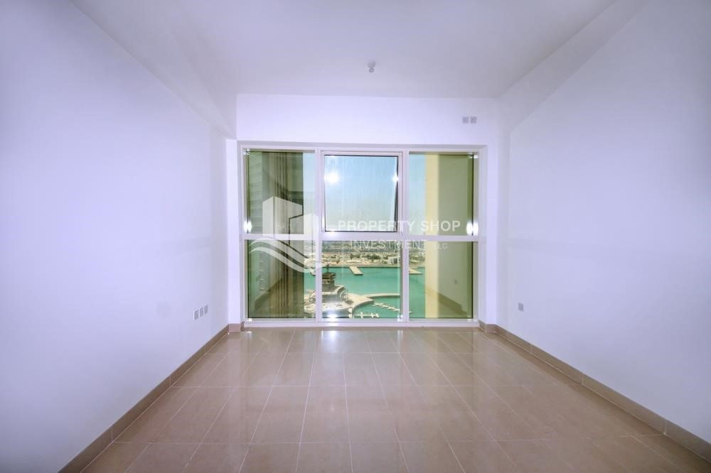 Bedroom - 1 Bedrooom Apartment in Marina Blue, Marina Square FOR RENT!