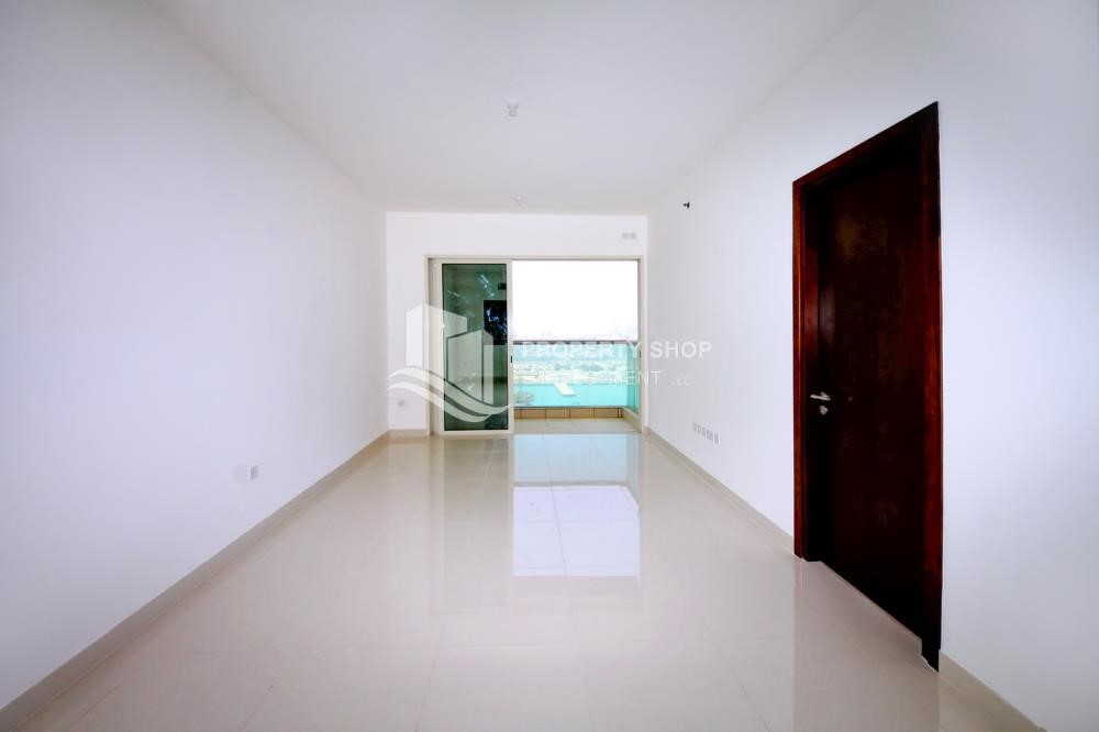 Living Room - 1 Bedrooom Apartment in Marina Blue, Marina Square FOR RENT!