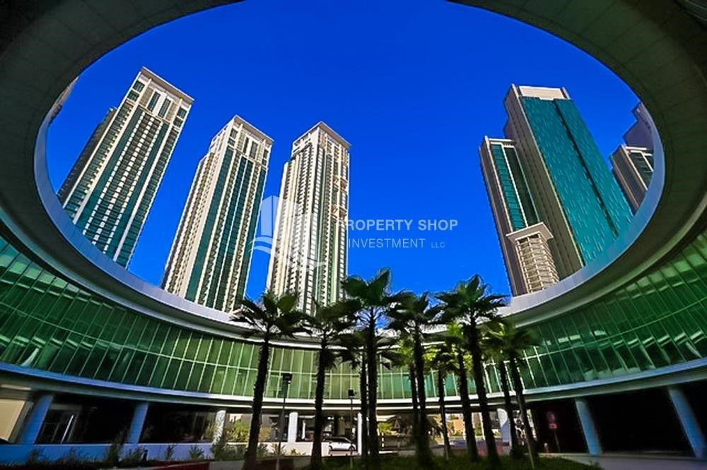 Property - 1 Bedrooom Apartment in Marina Blue, Marina Square FOR RENT!