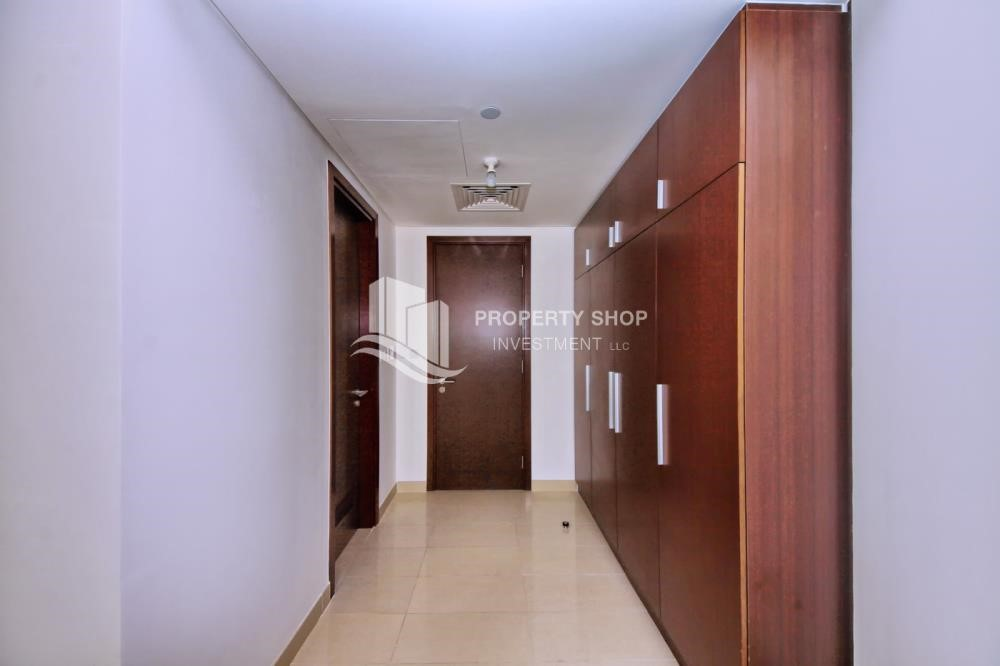 Built in Wardrobe - Sea view 2BR apt with huge layout.