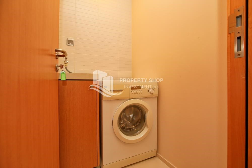 Laundry Room - Luxurious 3BR Apartment with sea View for Rent