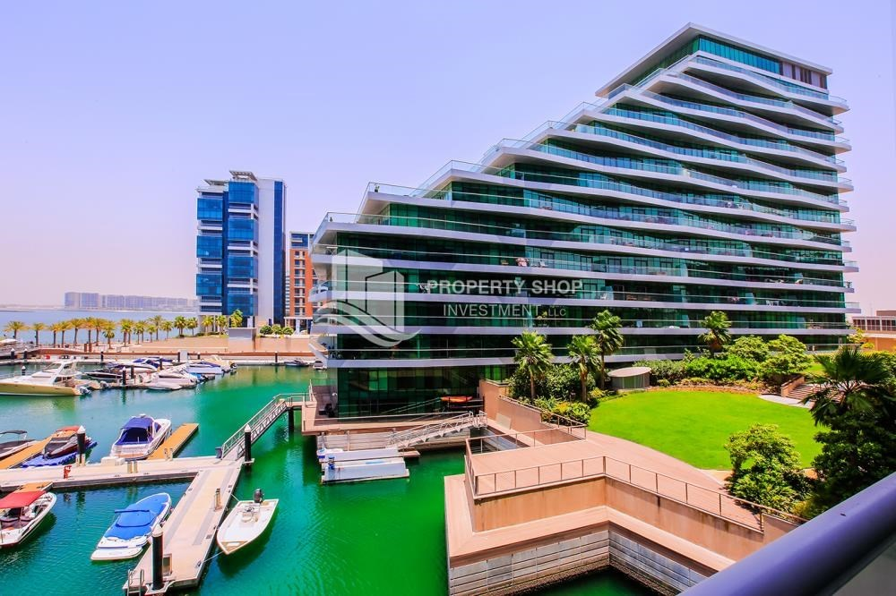 Property - Stunning Sea View Apt with Full facilities