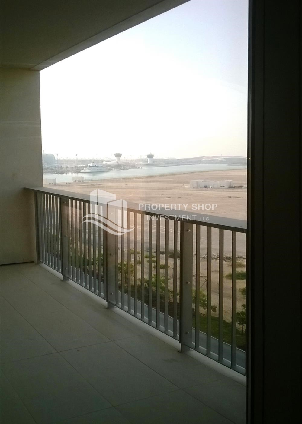 Balcony - 4BR Apt. with Full Sea View, Duplex For sale!