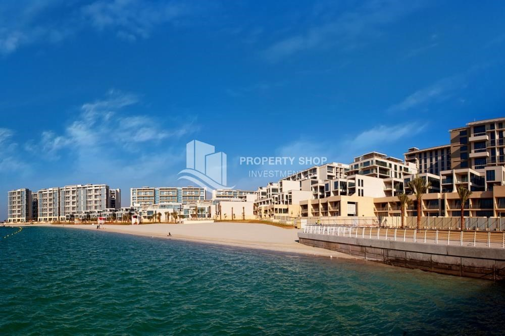 Community - 4BR Apt. with Full Sea View, Duplex For sale!