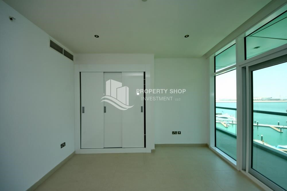 Built in Wardrobe - Own 2BR unit with fantastic sea view