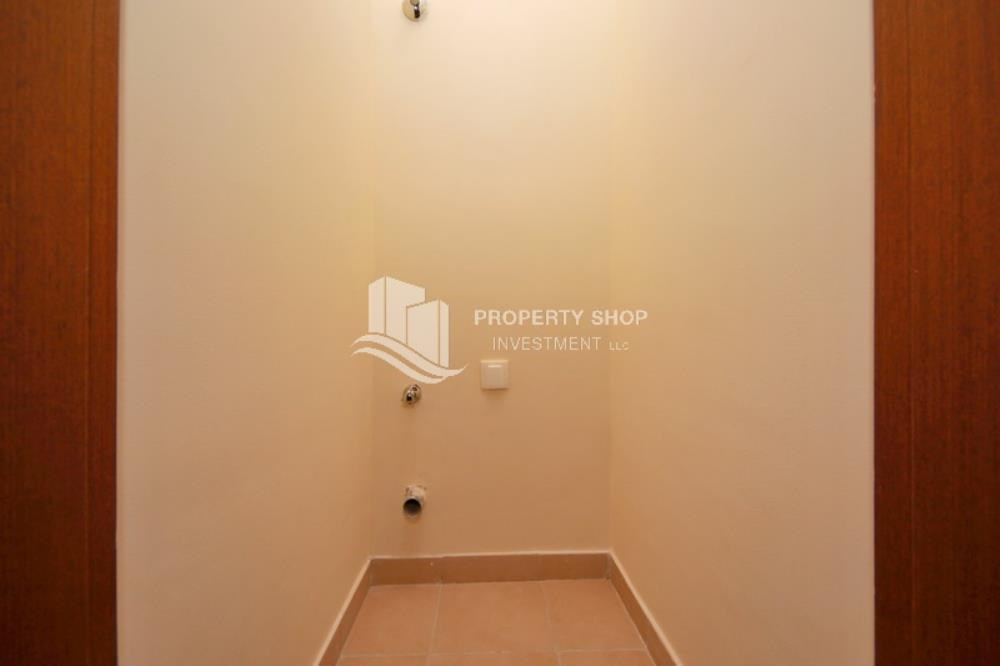 Laundry Room - Invest now, High Floor Apt in prime location
