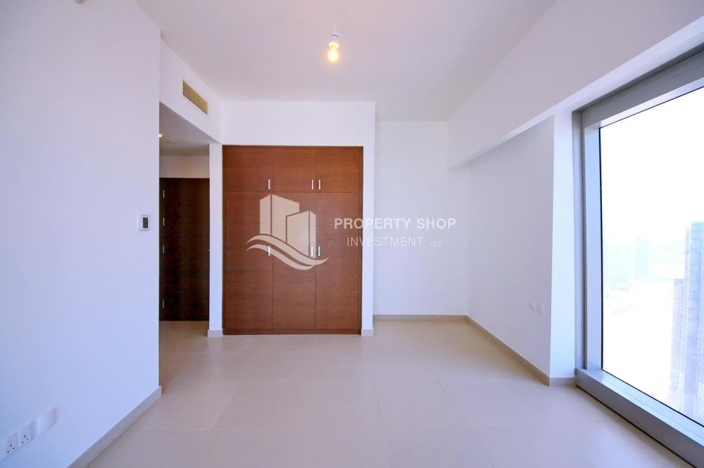 Built in Wardrobe - Spacious layout, High floor Apt plus Maid's room with sea view.