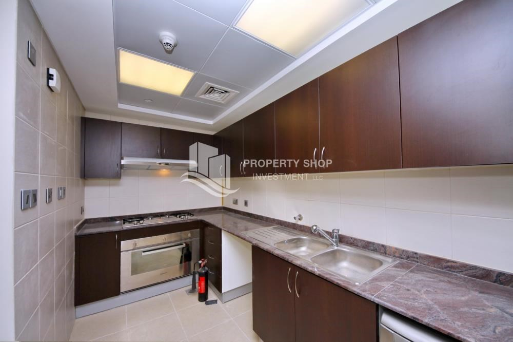 Kitchen - 3+M BR Apt on High floor with big terrace