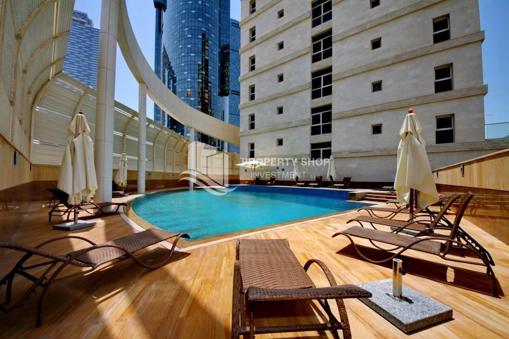 Community - 2br, Living in Luxurious Mangrove Place, Al Reem Island