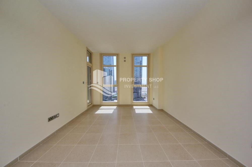 Living Room - 2br, Living in Luxurious Mangrove Place, Al Reem Island