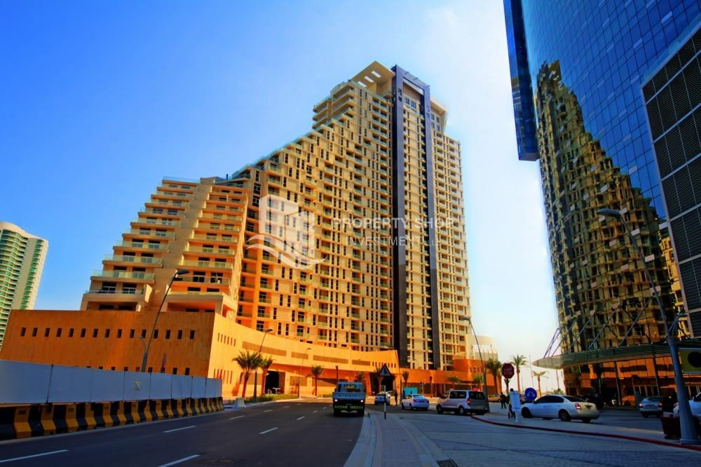 Property - 2br, Living in Luxurious Mangrove Place, Al Reem Island