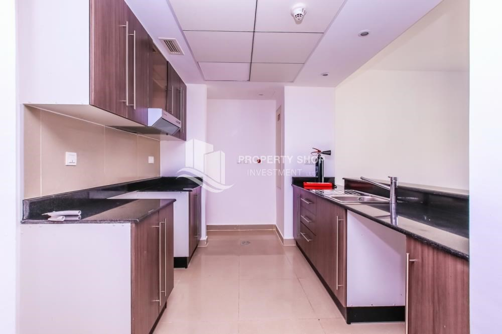 Kitchen - Lowest price Apt with Underground parking -Type A.