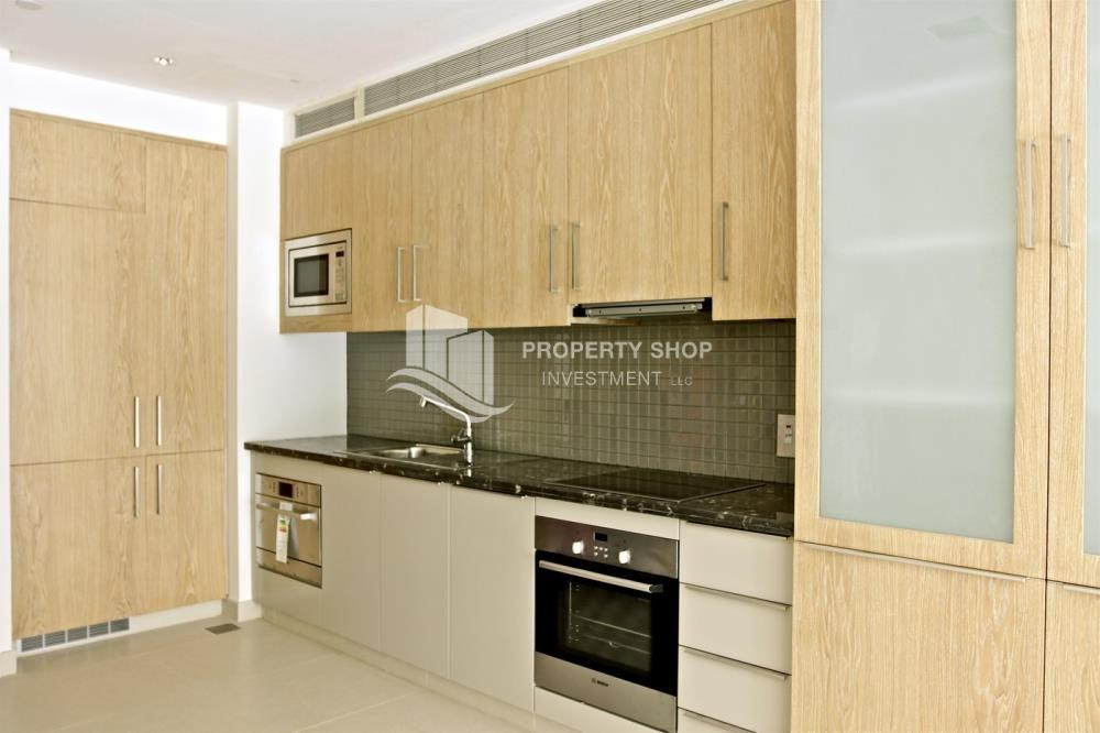 Kitchen - Studio Apartment for sale in St. Regis.