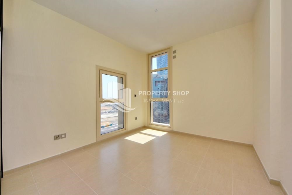 Bedroom - 2BR on High Floor with modern facilities