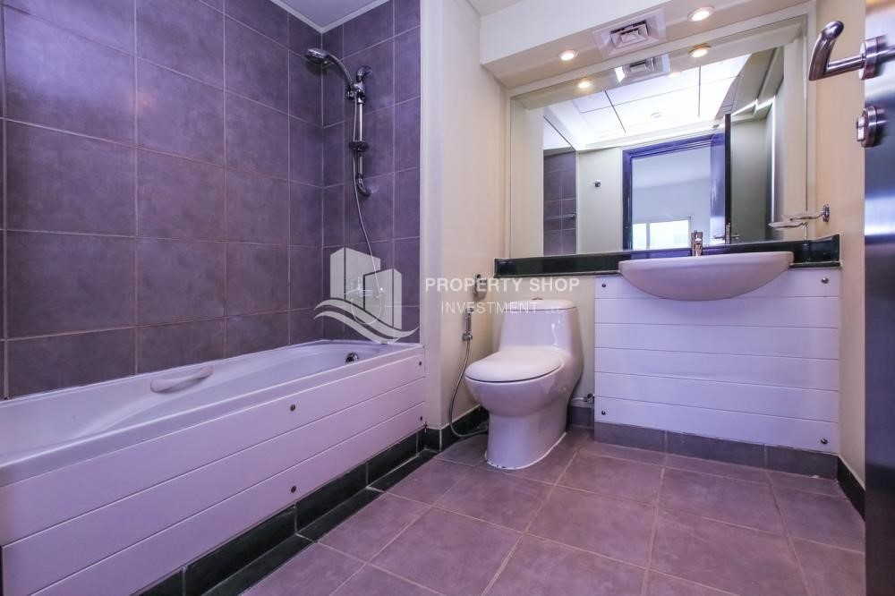 Bathroom - 2 Bedroom Apartment in Al Reef Downtown For RENT by the first week of October!