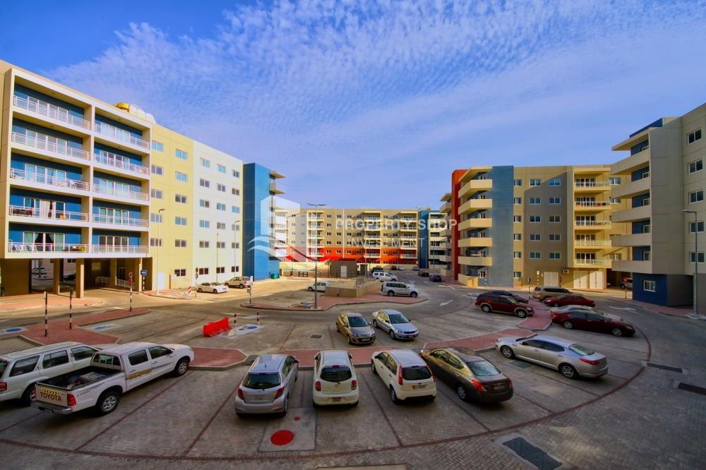 Community - 2 Bedroom Apartment in Al Reef Downtown For RENT by the first week of October!