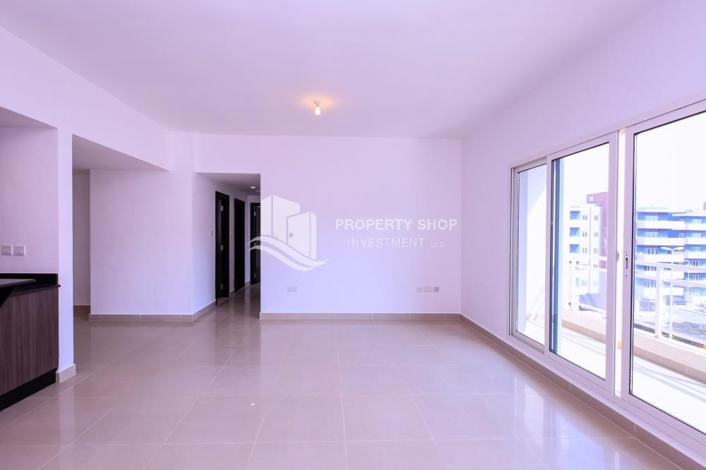 Dining Room - 2 Bedroom Apartment in Al Reef Downtown For RENT by the first week of October!