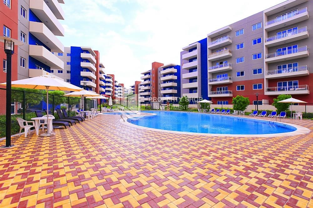 Facilities - 2 Bedroom Apartment in Al Reef Downtown For RENT by the first week of October!