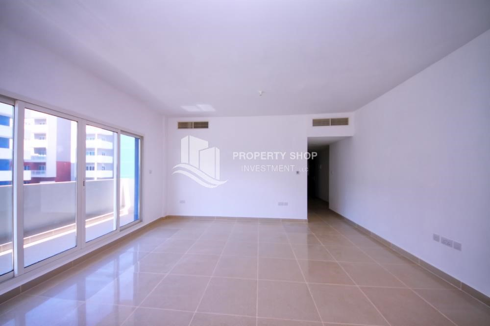 Dining Room - 2BR Apt with Balcony and Storage, street view, available for rent Now