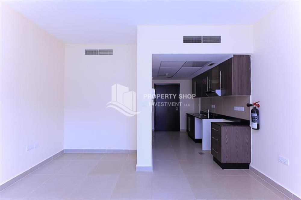 Dining Room - Vacant! Ground Floor Type C in Al Reef Downtown