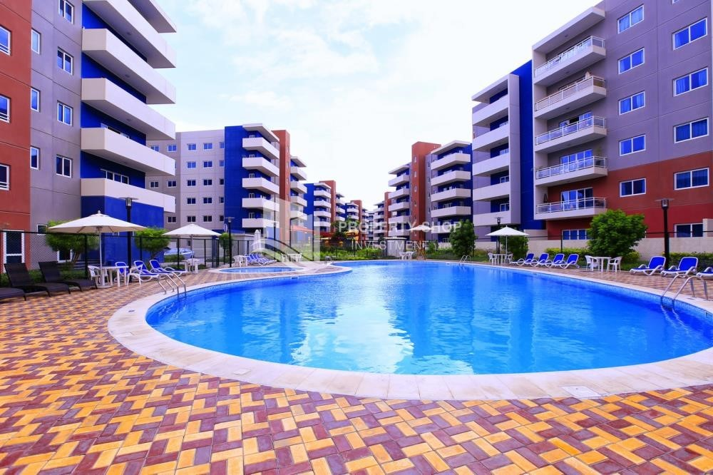 Facilities - 2 Bedroom Apartment in Al Reef Downtown FOR RENT!