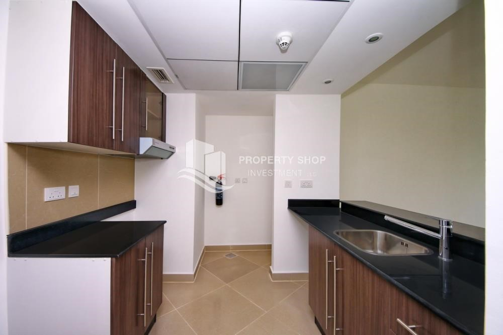 Kitchen - 2 Bedroom Apartment in Al Reef Downtown FOR RENT!