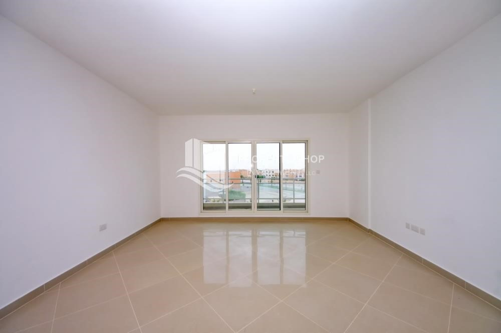 Living Room - 2 Bedroom Apartment in Al Reef Downtown FOR RENT!