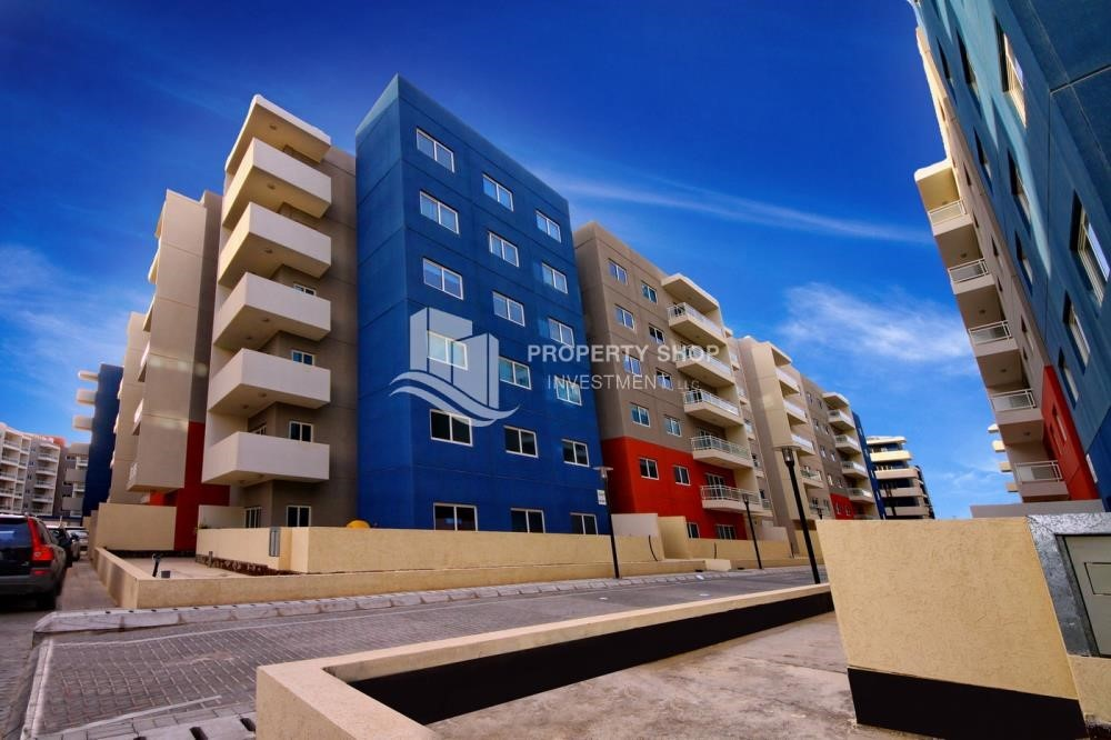 Property - 2 Bedroom Apartment in Al Reef Downtown FOR RENT!