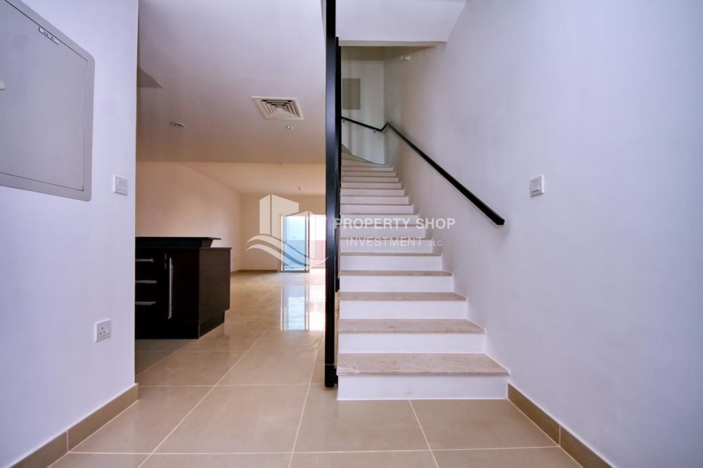 Stairs - Single Row Villa with garden view + High ROI.