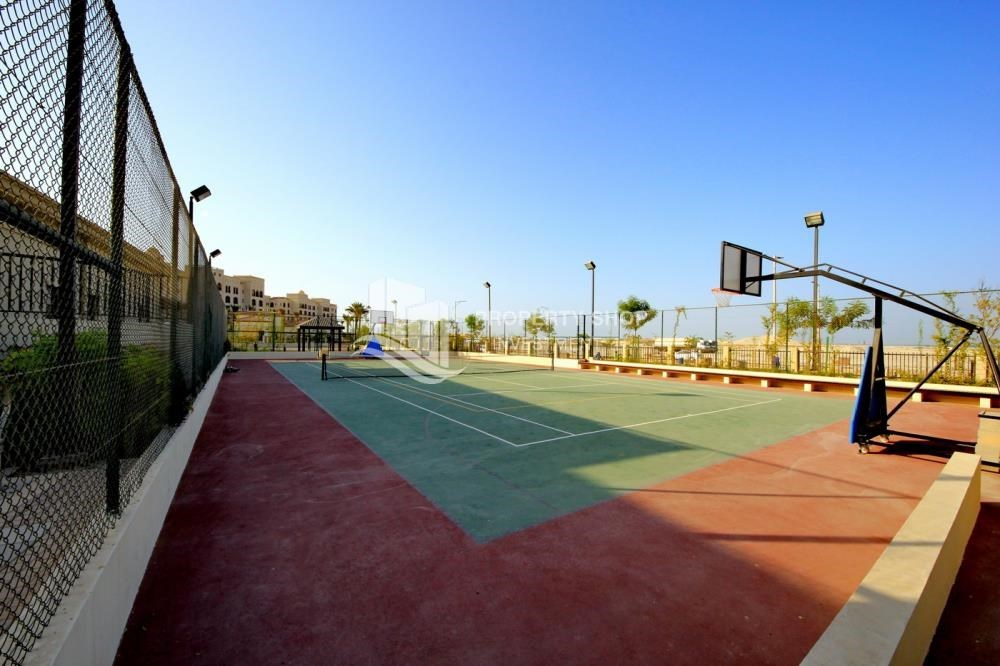 Facilities - 2BR Apt on Low Floor with street view in Saadiyat Island!