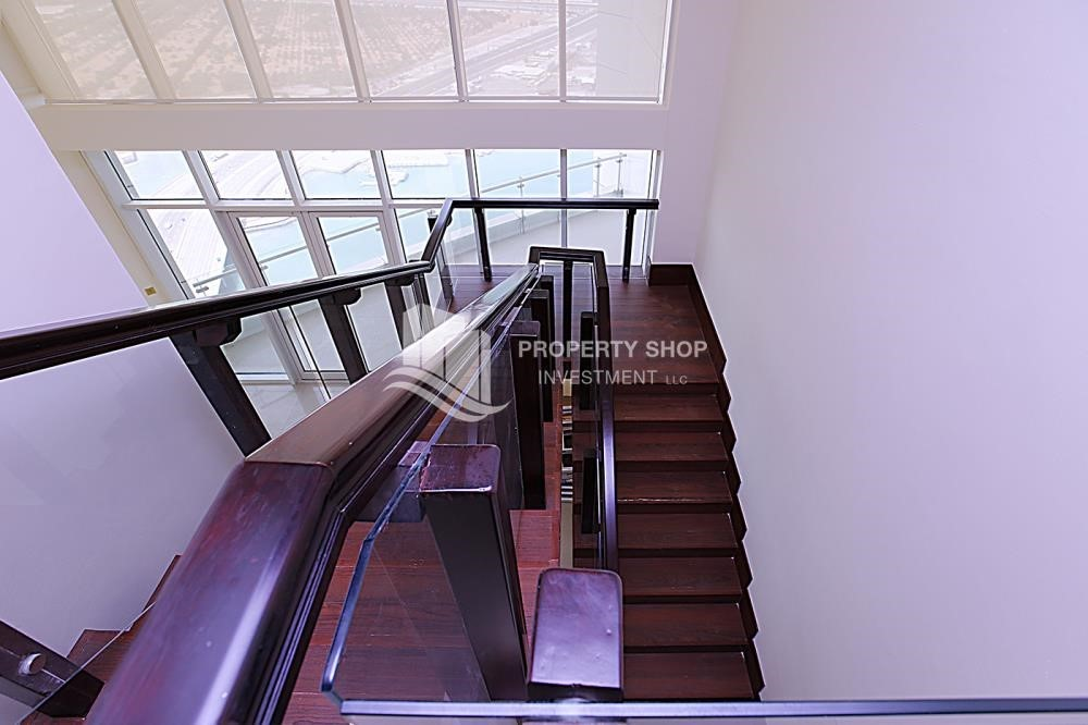 Stairs - Full Sea View Penthouse with Study Room