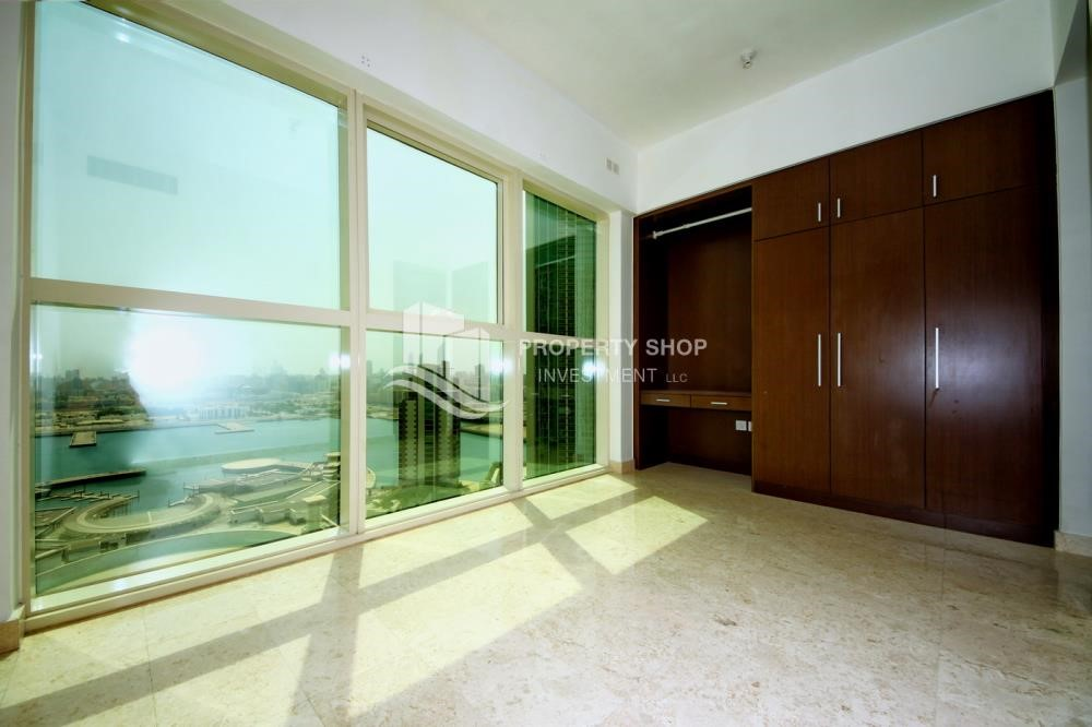 Built in Wardrobe - Low floor 1BR Apt with Sea view.