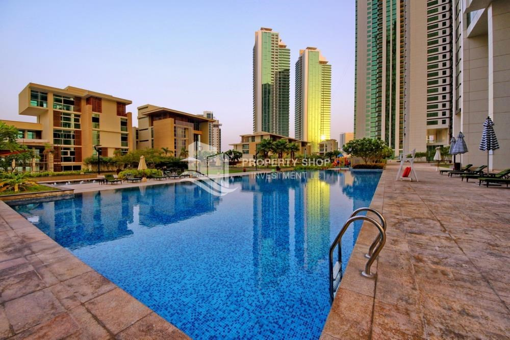 Facilities - Spacious 1BR Apt in Marina Square with Stunning Views!