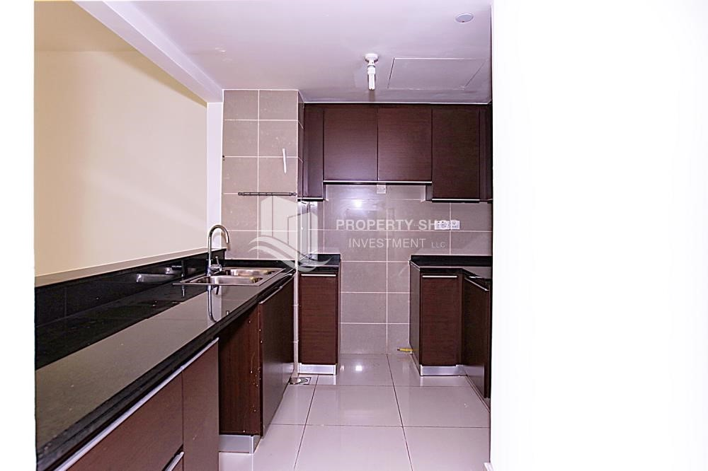 Kitchen - High floor 2BR unit with balcony plus partial sea view.