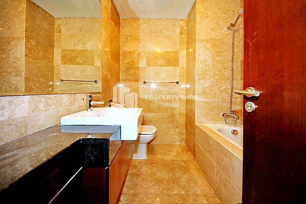 Bathroom - Have a blast living in a comfortable 2BR Apartment with Balcony!
