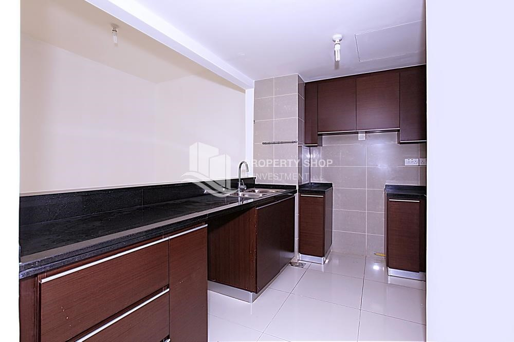 Kitchen - Have a blast living in a comfortable 2BR Apartment with Balcony!