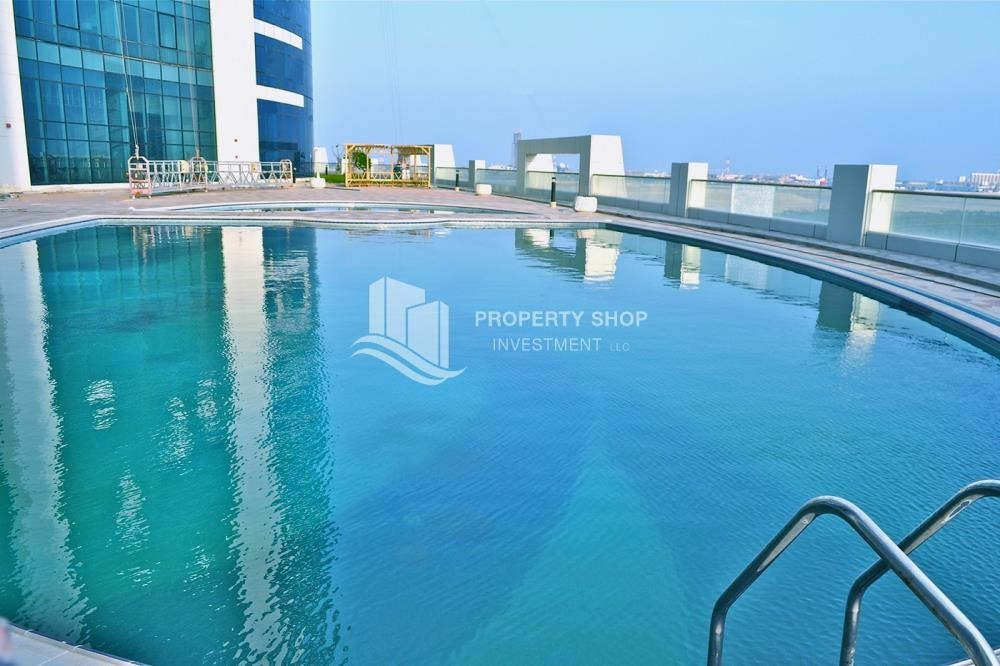 Facilities - Mid Floor Unit with Sea View + Parking.