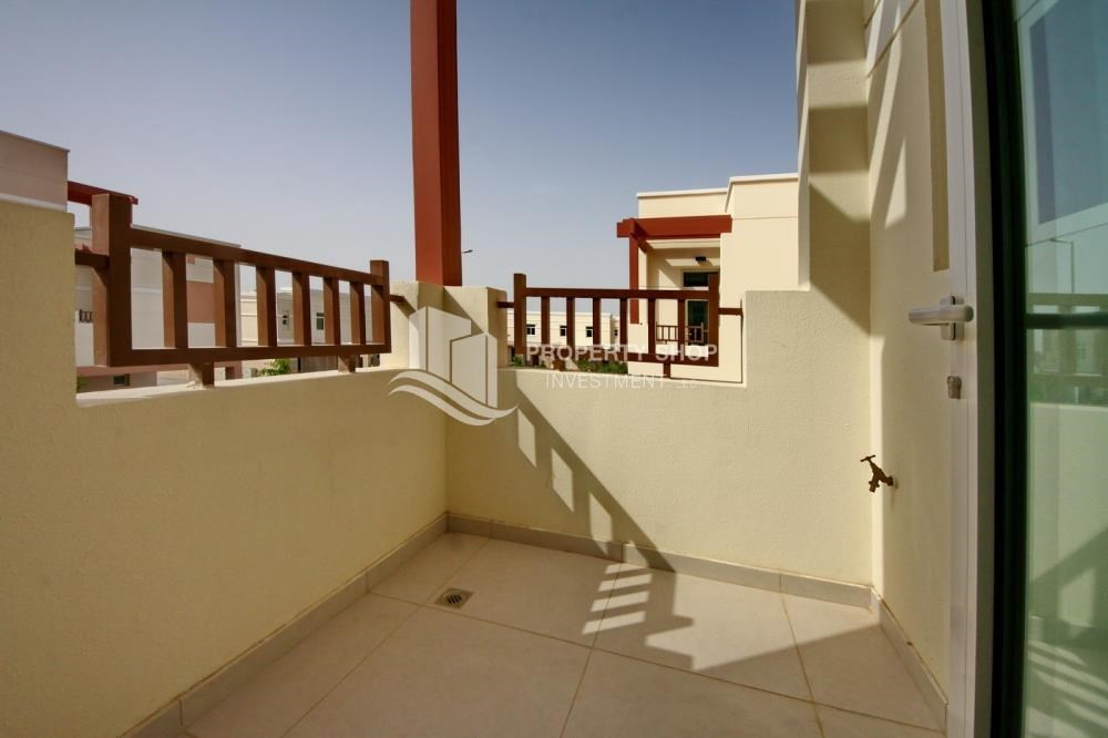 Balcony - Spacious Terrace Apt with walk in closet.