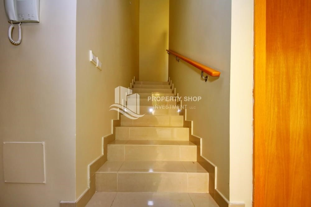 Stairs - Single Row Elegant 4BR Townhouse - A.