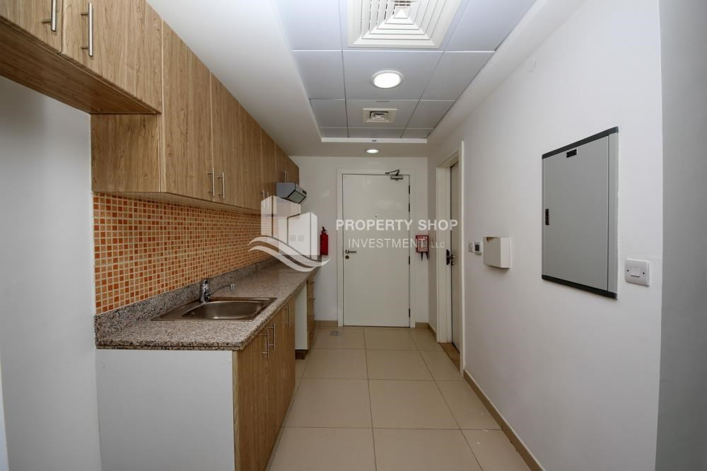 Kitchen - Lowest Price! Vacant Studio in 2 Payments.