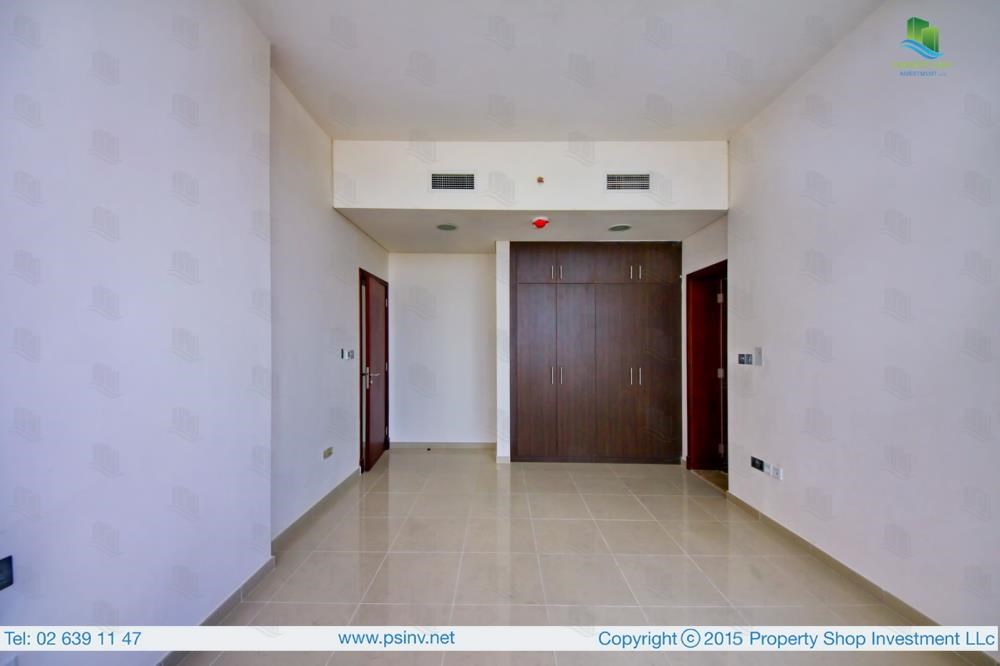 Built in Wardrobe - 1BR apartment high floor  with sea view for sale in ALREEM ISLAND!!!