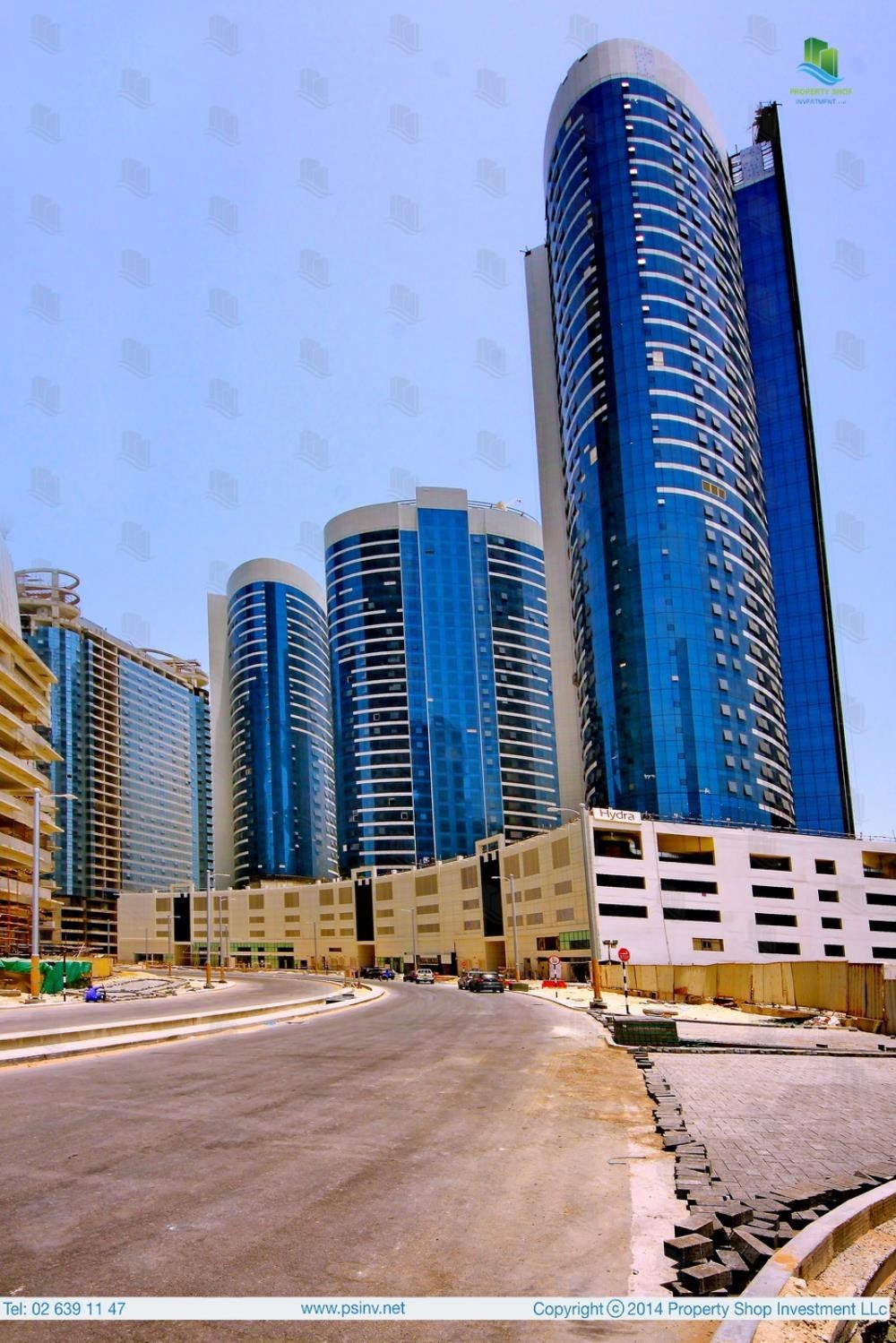Property - 1BR apartment high floor  with sea view for sale in ALREEM ISLAND!!!