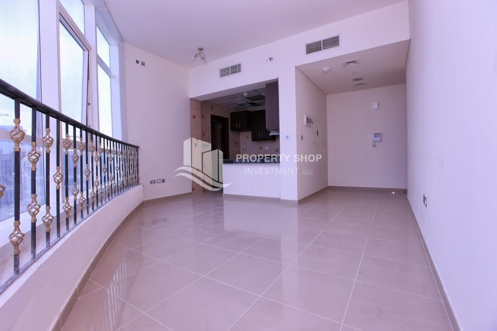 Dining Room - Studio apartment available for sale with high ROI