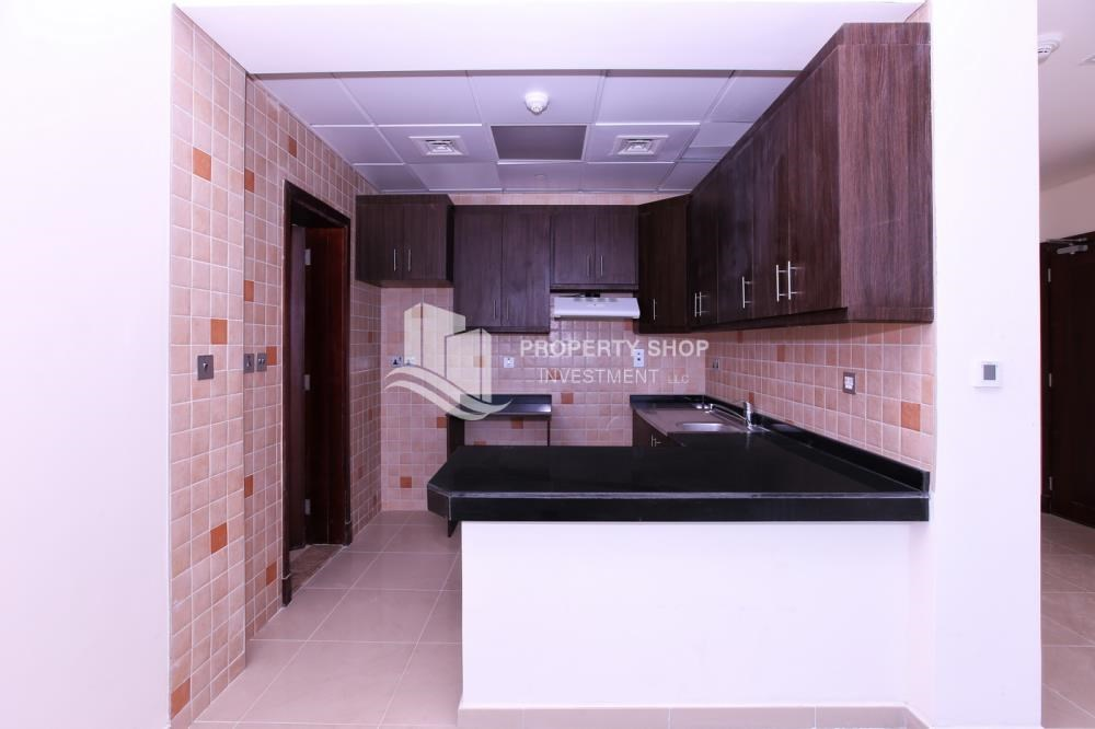 Kitchen - Studio apartment available for sale with high ROI