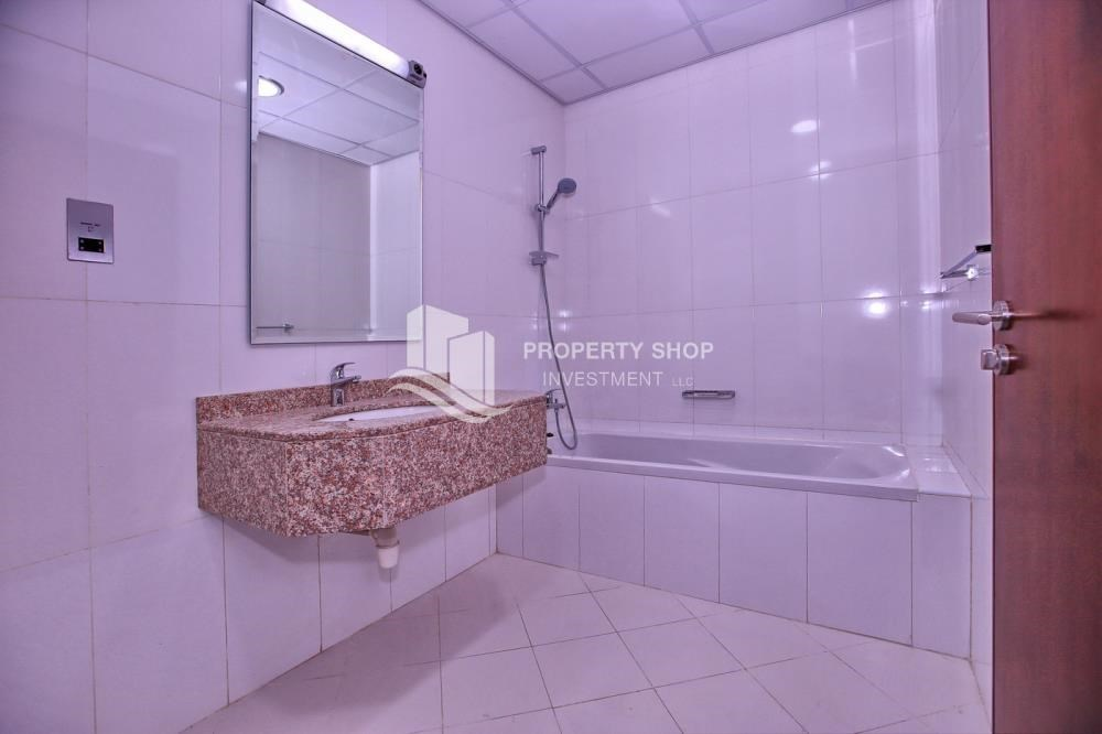 Bathroom - Spacious 2BR Apt with High Investment Returns.
