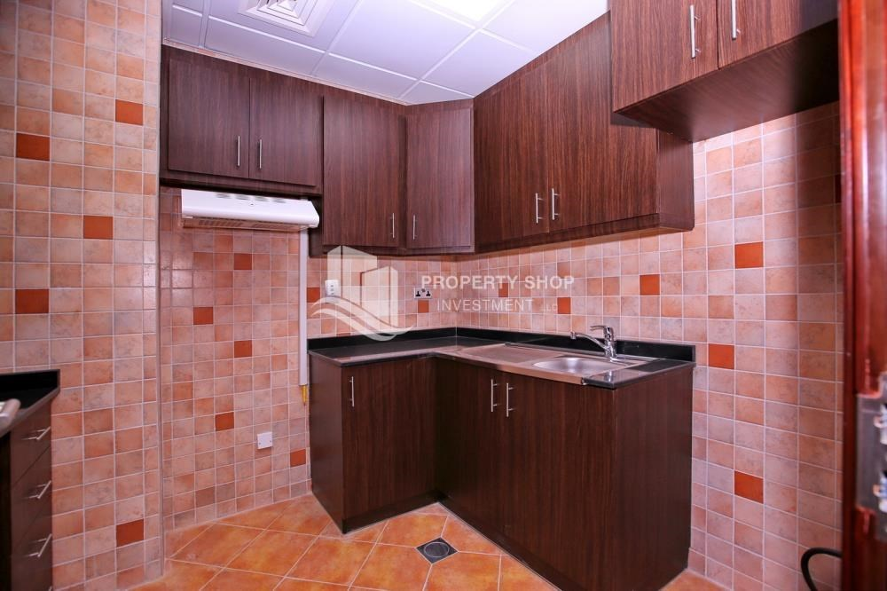Kitchen - Spacious 2BR Apt with High Investment Returns.