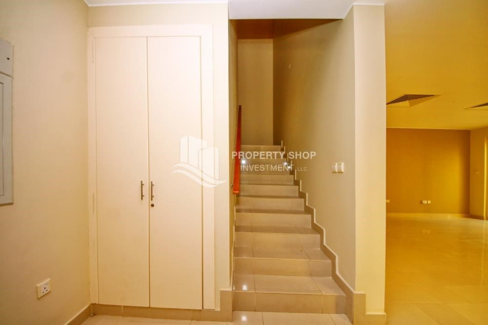 Stairs - Single Row Luxurious TH with spacious Garden- Type S