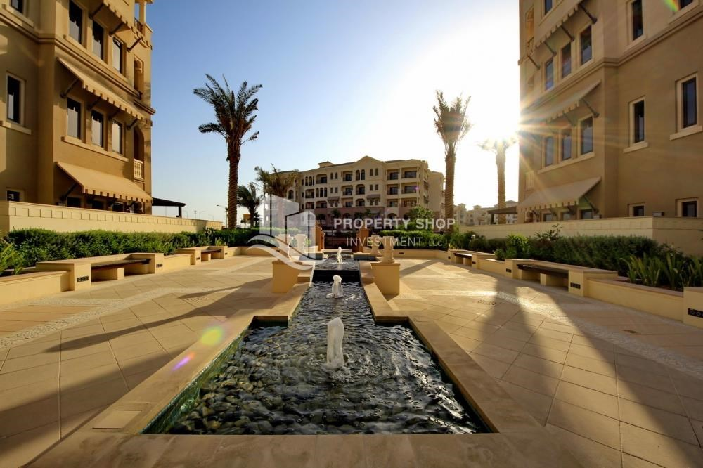Community - Well Maintained 1BR Apt in Saadiyat Beach Residences Available for rent!